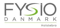 FysioDanmark Holstebro Logo